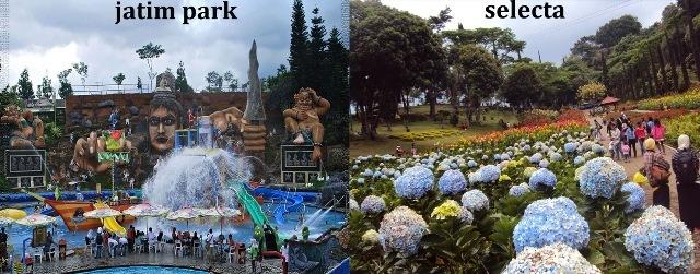 Wisata Di Kota Malang Batu Dan Bromo