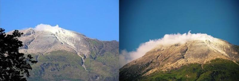Puncak Gunung Welirang